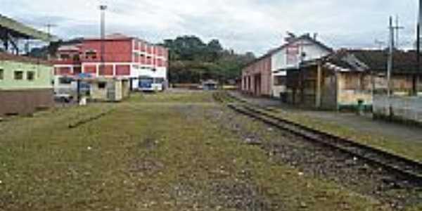 Antiga Estação  foto João Savioli