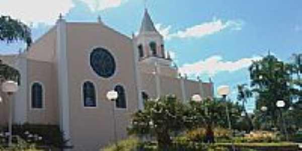 Igreja de Santo Antônio em Itatiba-SP-Foto:Stephan Alexander Ri…