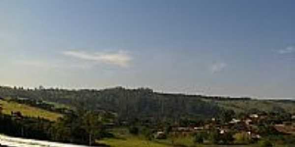 Vista de Itatiba à partir da Rodovia-SP-Foto:H4ltb00t