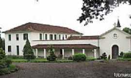Itatinga - Abadia N.S.da Assun��o-Foto:fotomarco3d