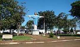 Itirapuã - Praça-Foto:Alexandre Bonacini