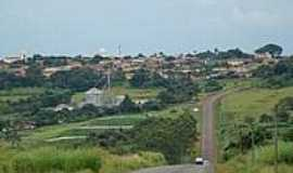 Itirapuã - Vista da cidade-Foto:Alexandre Bonacini