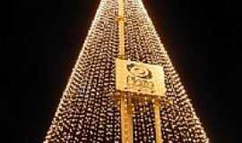 Itu - Itu-SP-Árvore de Natal no Plaza Shopping-Foto::www.itu.com.br/