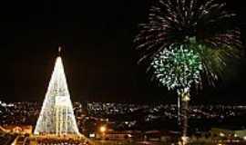 Itu - Itu-SP-Árvore de Natal no Plaza Shopping-Foto:www.itu.com.br/
