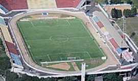Itu - Itu-SP-Campo do Estádio Novelli Junior,vista aérea-Foto:www.itunacopa.