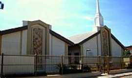 Itupeva - Igreja em Itupeva-SP-Foto:Luciano Rizzieri
