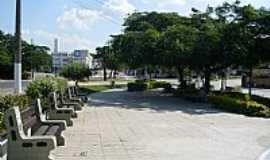 Itupeva - Praça do Milênio em Itupeva-SP-Foto:Fernando Franciscon