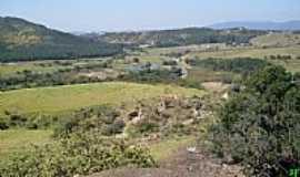 Itupeva - Vista para a cidade de Itupeva-SP-Foto:Fernando Franciscon