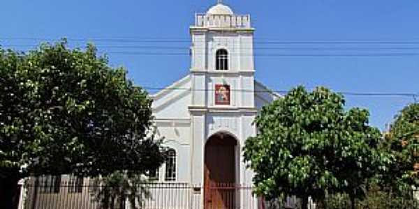 Ituverava-SP-Igreja de N.Sra.do Perpétuo Socorro-Foto:Altemiro Olinto Cristo