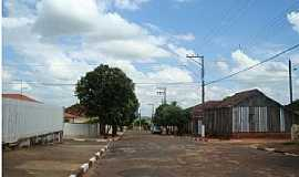 Iubatinga - Iubatinga-SP-Centro do distrito-Foto:Lucas Souza RF