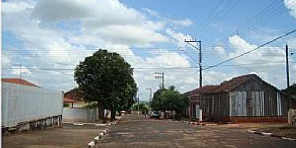 Iubatinga-SP-Centro do distrito-Foto:Lucas Souza RF