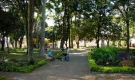 Jaboticabal - praça Joaquim Batista, Por Marina Vasques Blasques Alves