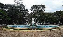 Jaboticabal - Praça Joaquim Batista-Foto:Antonio de Andrade