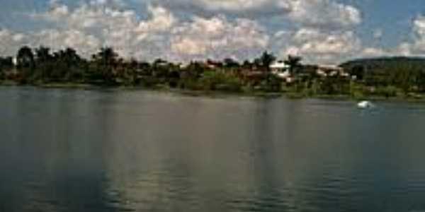Lago no Portal da Concórdia-Foto:CabreuvaSP