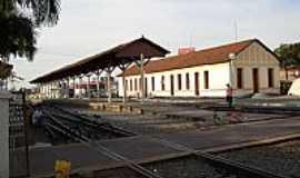 Jacareí - Antiga Estação Ferroviária de Jacareí-Foto:leonir angelo lunard…