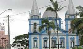 Jacareí - Igreja Matriz de Jacareí-Foto:André Bonacin