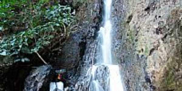 Pirajá-BA-Cachoeira no Parque São Bartolomeu-Foto:Sidney Zaratustra