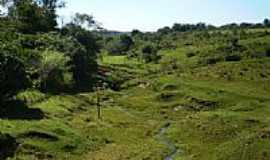 Jacuba - Rio Jacuba e o Vale-Foto:Pedro Aguinaldo