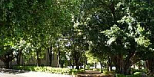 Praça-Foto:Pedro Aguinaldo
