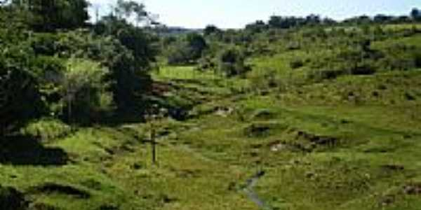 Rio Jacuba e o Vale-Foto:Pedro Aguinaldo