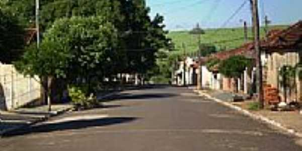Rua Principal-Foto:Pedro Aguinaldo