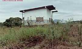 Jacupiranga - Estação em ruínas