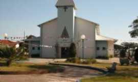 Jafa - Igreja Matriz em Jafa , Por Eduardo Kenji Iwasaki