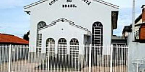 Igreja da Congregação Cristã do Brasil em Jafa-Foto:Fabio Vasconcelos