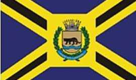 Jaguariúna - Bandeira da cidade de Jaguariúna-SP