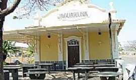 Jaguariúna - Estação Ferroviária-Foto:openkube.
