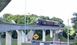 Jaguariúna - Ponte nova para Maria Fumaça-Foto:ck Ryuji Minowa