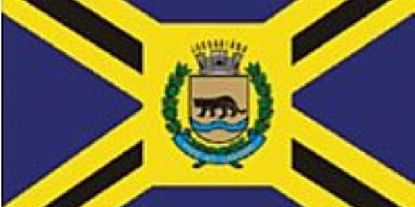 Bandeira da cidade de Jaguariúna-SP