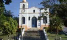 Jambeiro - Igreja de S�o Bendito, Por Maria In�s