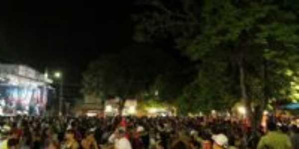 Carnaval em Jambeiro, Por Zuza