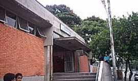 Jandira - Jandira-SP-Entrada da Estação Ferroviária-Foto:wikipedia.org