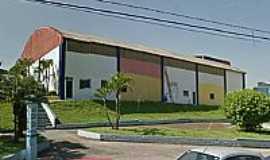 Jandira - Jandira-SP-Ginásio de Esportes Central-Foto:www.encontrajandira.com.br