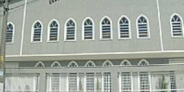 Igreja da Congregação Cristã do Brasil-Foto:edsaid