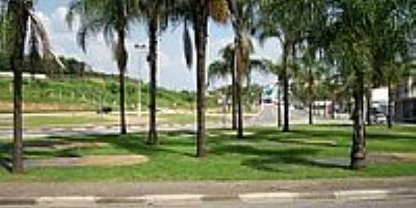 Praça-Foto:ETEVALDO PINTO