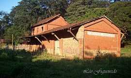 Jardinópolis - Jardinópolis-SP-Antiga Estação no Distrito de Visconde do Parnaíba-Foto:Leonardo Figueiredo