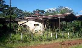 Jardinópolis - Jardinópolis-SP-Estação no Distrito de Entroncamento-Foto:Leonardo Figueiredo