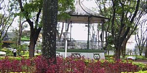 Praça Siqueira Campos do Coreto