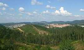 Jordanésia - Vista da cidade-Foto:fernand0cruz