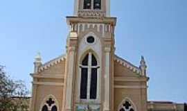 José Bonifácio - Igreja Matriz de São João Batista-Foto:J. Carlos de Carvalh…