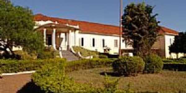Santa Casa de Misericórdia de José Bonifácio-Foto:Francisco Melchior