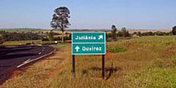 Chegando em Juliânia-Foto:Eduardo M. P. Dantas