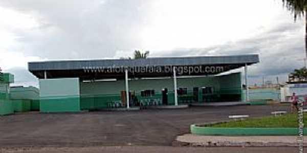 Julio Mesquita-SP-Terminal Rodoviário-Foto:Ivan evangelista Jr
