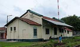 Jumirim - Antiga estação   Foto Julio Cesar de Paiva