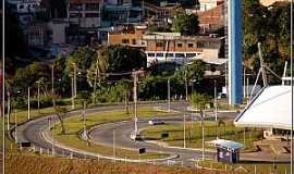 Jundiaí - Jundiaí-SP-Acesso à Rodoviária-Foto:Fábio Barros