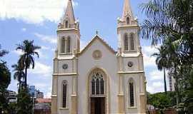 Jundiaí - Jundiaí-SP-Catedral de N.Sra.do Desterro-Foto:Vicente A. Queiroz