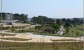 Jundiaí - Jundiaí-SP-Vista geral do Parque da Cidade-Foto:Fábio Barros